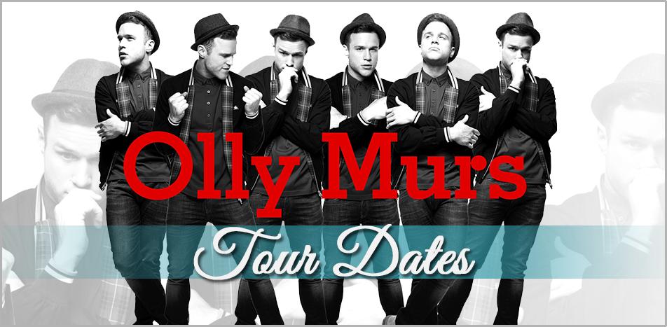Olly Murs Tour